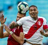 Venezuela And Peru Settle For Scoreless Draw