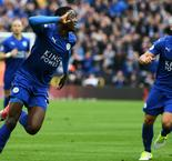 Leicester City 2 Stoke City 0: Ndidi, Vardy smash Shakespeare into the record books