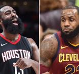 LeBron Carries Shorthanded Cavs, Rockets Rally Through Harden