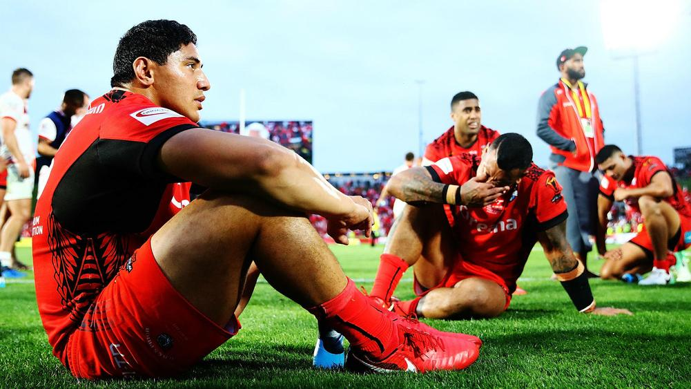 Tonga fans sign petition to protest World Cup semi defeat