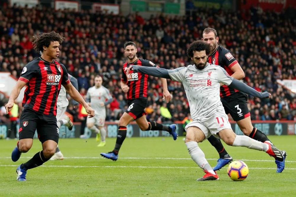 Premier League (J16) : Liverpool réalise un joli coup en dominant Bournemouth