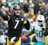 Playoffs: Les Steelers éliminent les Dolphins