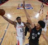 NBA - Summer League : Les Rockets s'offrent les Nets