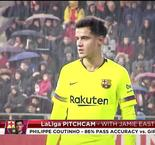 PitchCam: Coutinho's Drought Continues Against Girona