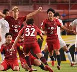 Kashima Antlers 3 Suwon Bluewings 2: Uchida atones for own goal with late winner