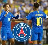 Report: Neymar Trying To Bring Coutinho To PSG