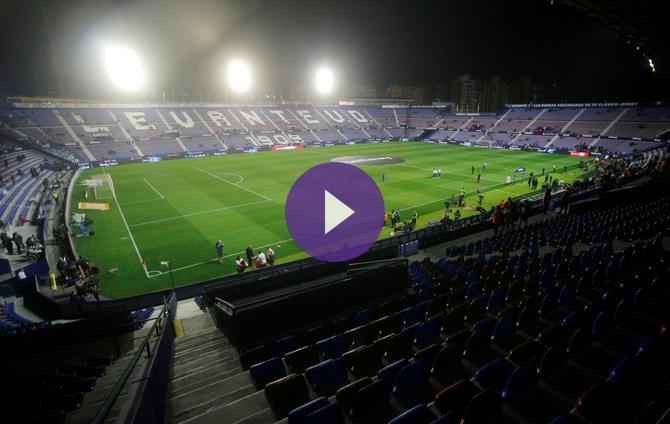 Getafe Real Valladolid Live Score Video Stream And H2h: Levante 0 Real Madrid 0