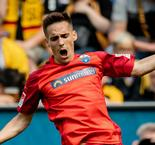Paderborn clinches promotion to the Bundesliga
