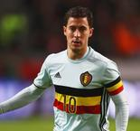 Eden Hazard Out of Belgium Squad