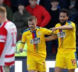 Doncaster Rovers 0 Crystal Palace 2