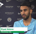 I want to win titles and Man City are the best at that - Mahrez