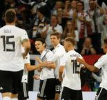 Debutant Schulz Scores Late To Secure 2-1 Win For Germany Over Peru