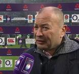 Jones disappointed but praises England