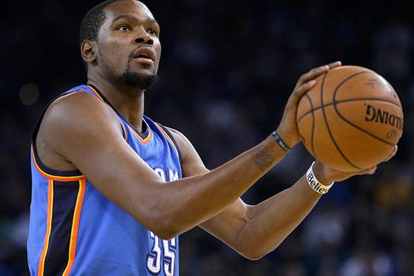 5. Kevin Durant