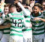 Celtic snatches victory in frantic Old Firm clash