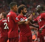 EPL:Liverpool 4 West Ham United 0