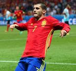 Morata: I used to watch Spain on TV, now I'm playing with them