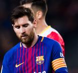 "Messi Out Of Barcelona Squad For ""Personal Reasons"""