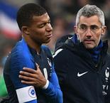 France And PSG Star Kylian Mbappe Suffers Shoulder Injury