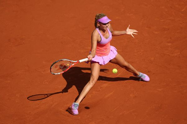 2015 French Open at Roland Garros