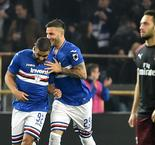 Sampdoria 1 AC Milan 0: Donnarumma error costs visitors