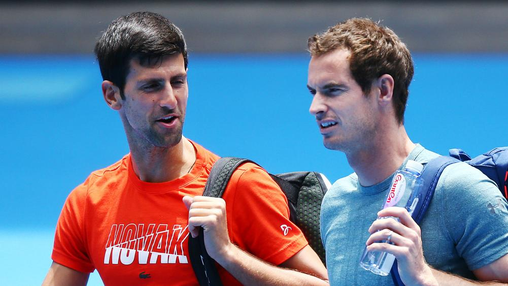 Djokovic Reveals Olympics Regrets As Murray Tells Of Paris Anguish
