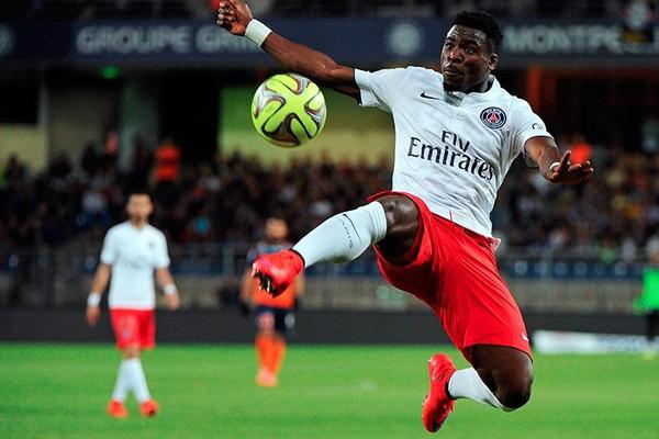 Serge Aurier suspended by PSG for derogatory remarks