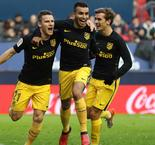 Atleti back in the winner's circle
