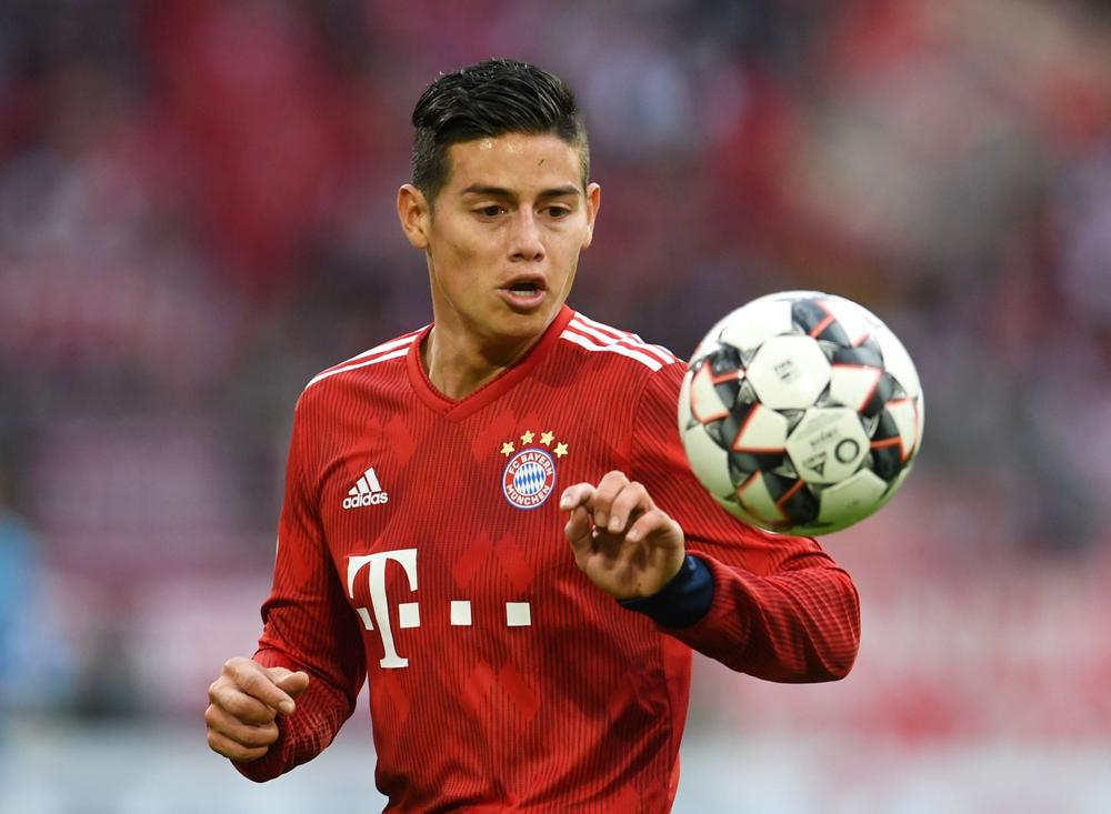 Rummenigge Rules Out Buy-To-Sell Move For James Rodriguez
