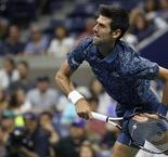 US open: N. Djokovic vs R. Gasquet