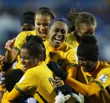 The Reggae Girlz: Jamaica's Miraculous Journey to the Women's World Cup