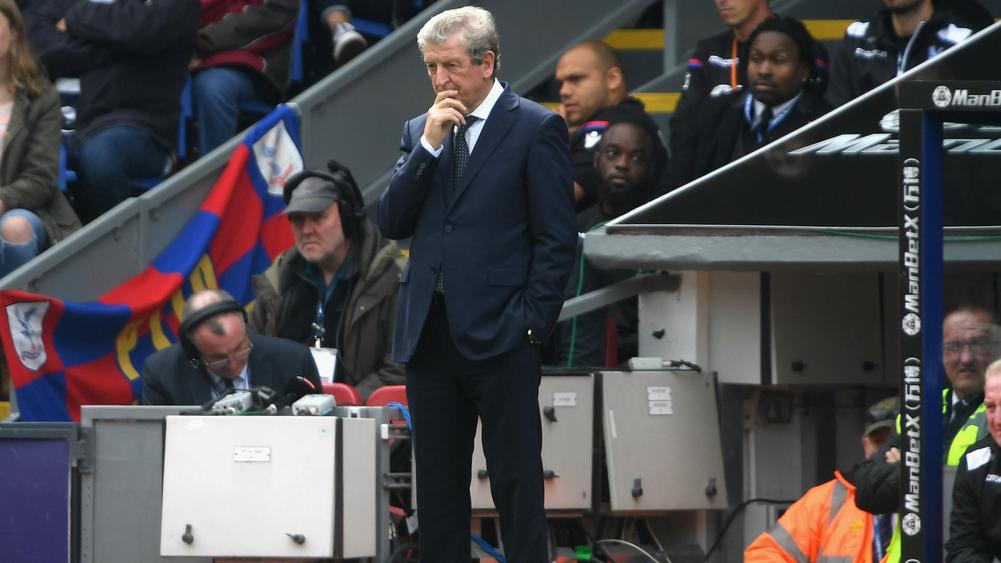 It Didn't Take Long For Roy Hodgson To Piss Off Palace Supporters