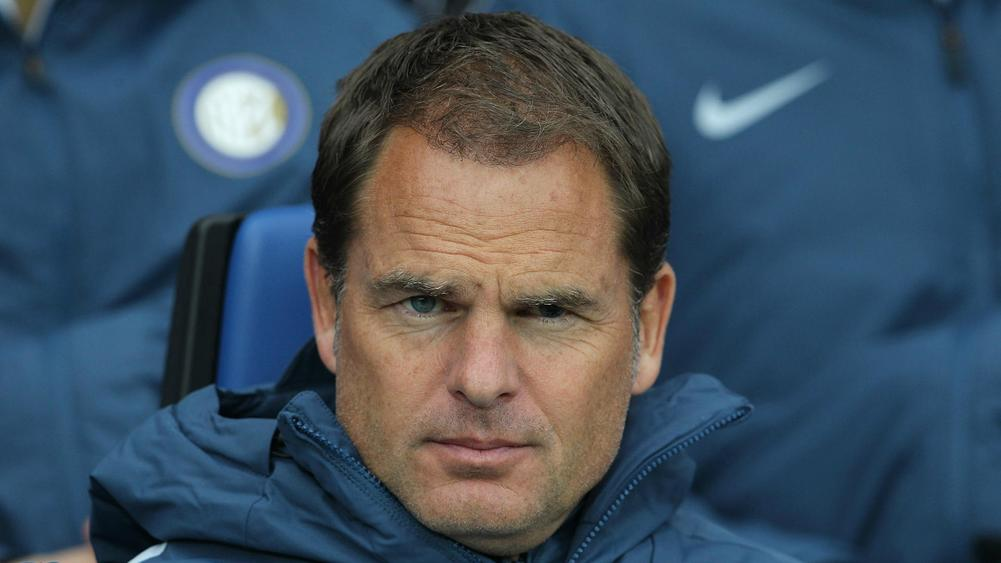 De Boer close to be sacked, Vecchi to be interim manager