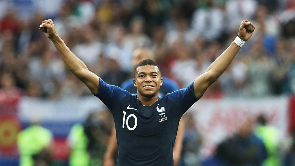 Deschamps not surpised by Mbappe performances at the World Cup
