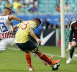 Changed Colombia Squad Gets Past Paraguay, 1-0, In Copa America
