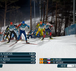 Men's Biathlon: 15KM Mass Start
