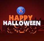 Mbappe among PSG stars to get spooked for Halloween