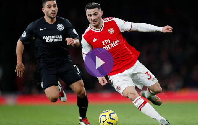 Premier League Preview: Brighton Vs Arsenal