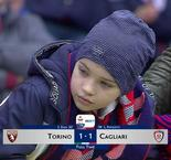 Torino's Zaza scores and sees red in 1-1 draw against nine-man Cagliari