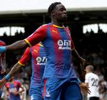 Fulham 0 Crystal Palace 2: Schlupp, Zaha sink promoted hosts