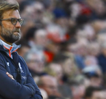 Klopp felt 'lonely' after Palace defeat