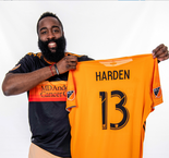 James Harden Joins Houston Dynamo And Dash Ownership