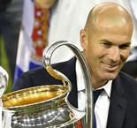 Zinedine Zidane Delighted Ahead Of New Real Madrid Deal