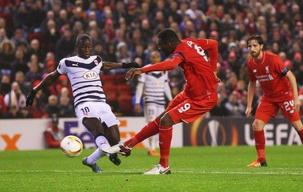 liverpool v bordeaux
