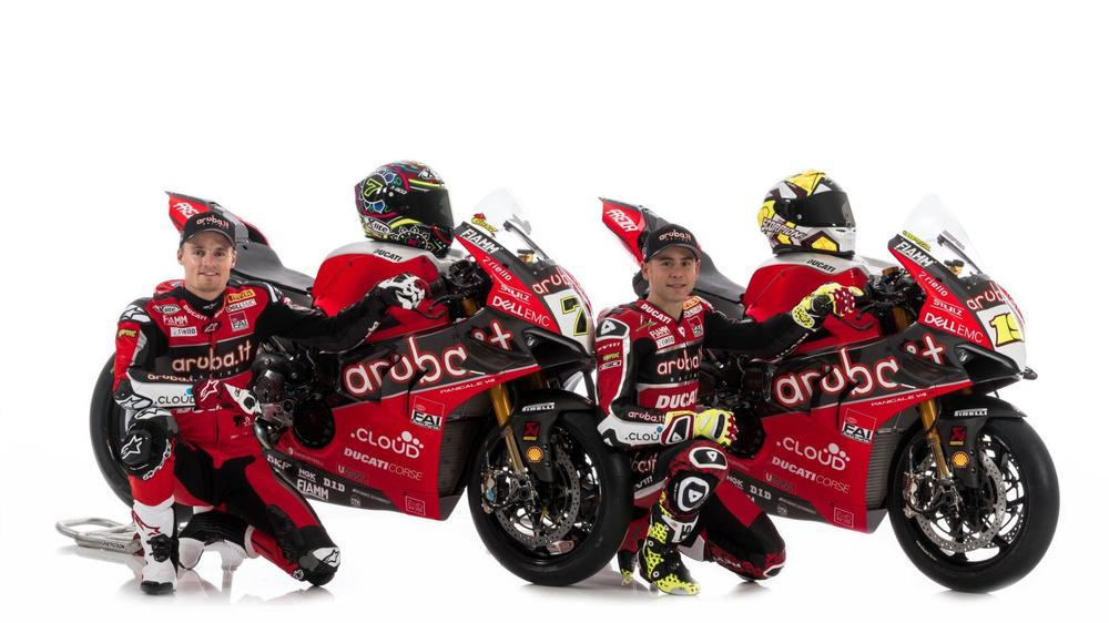 V Force Ducati Powers Into New Era