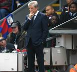 'Nervous, frantic' Crystal Palace leave Hodgson calling for confidence