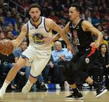 NBA - Les Warriors repartent heureux de Los Angeles (VF)