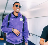 Man City finally set off for pre-season tour after flights were cancelled