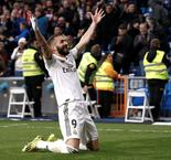 Benzema Strikes Late As Real Madrid Down Huesca, 3-2, To Spare Blushes At Bernabeu