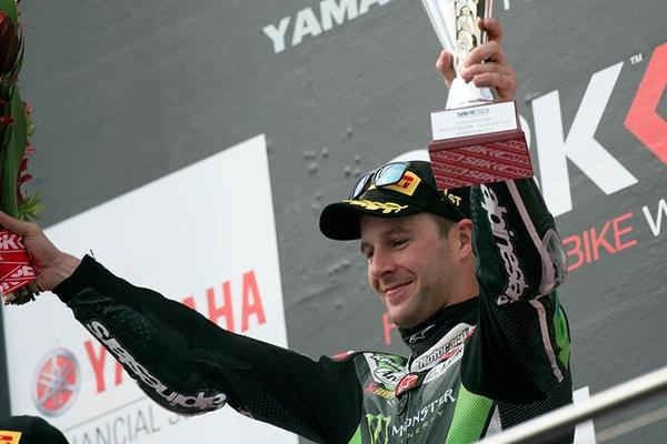 World SBK: Jonathan Rea claims Phillip Island double